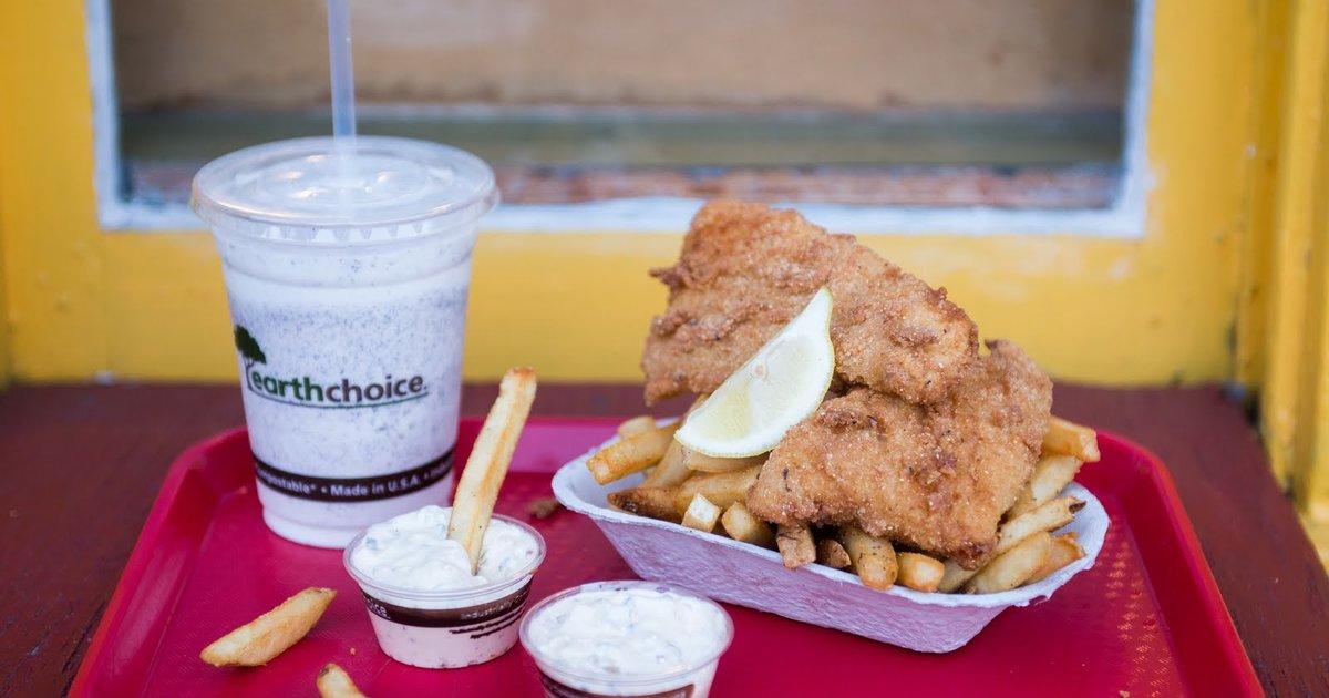 Best Fish Chips In Seattle Thrillist