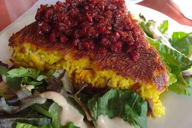 Chicken Tahchin