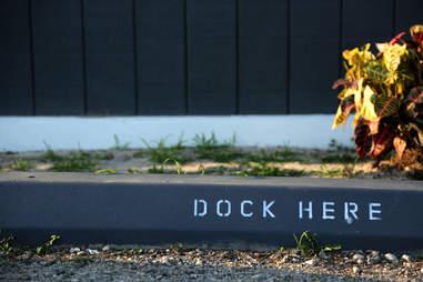 Dock Here