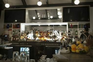 Harbor Bar Area