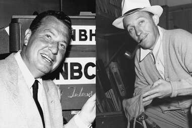?Bing Crosby and Phil Harris