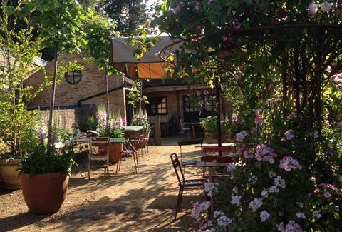 Petersham Nurseries Cafe LON