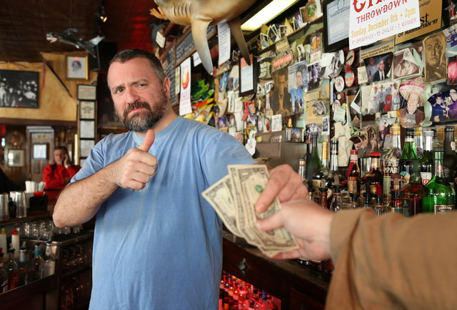 How much you should tip your bartender IF you want to be remembered