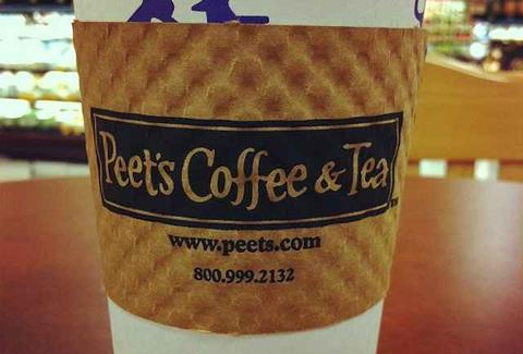 Peet's Coffee & Tea SF