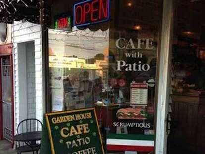 Garden House Cafe SF