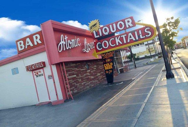Best dive bars in Las Vegas