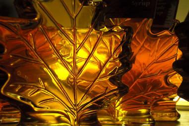 Syrup jars