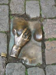 The bronze breast