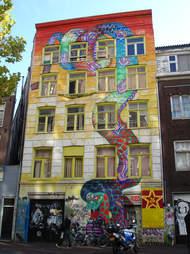 The Spuistraat