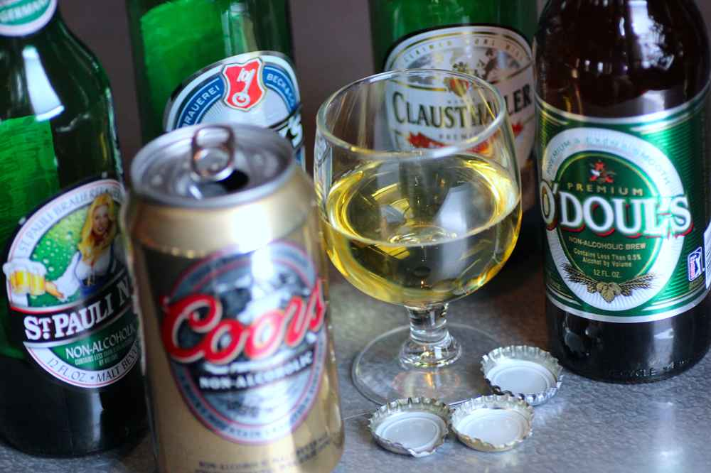 Beer experts decide which non-alcoholic beer tastes best