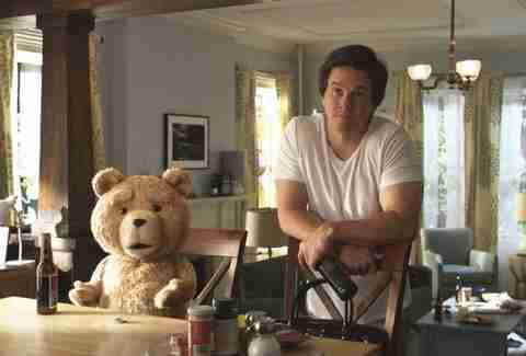 Ted (and John) Best Fictional Characters BOS