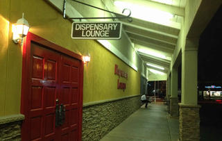 Dispensary Lounge