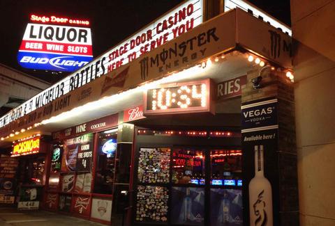 Stage Door Las Vegas
