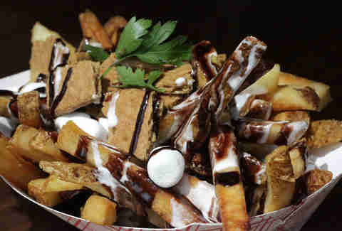 S'mores, deconstructed