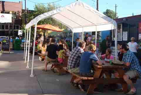 Rose City Food Park