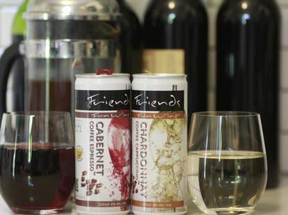 Friends Coffee Wine