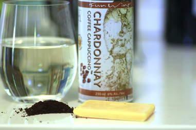 Chardonnay Coffee Cappuccino