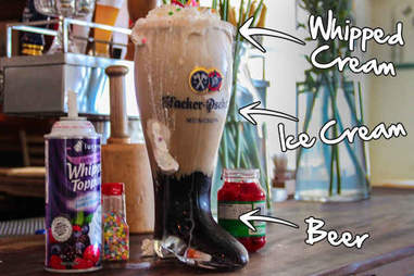 suppenkuche ice cream beer float