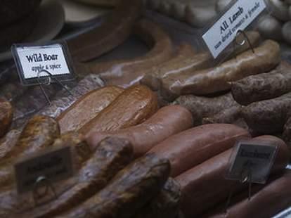 Rosamunde Sausages