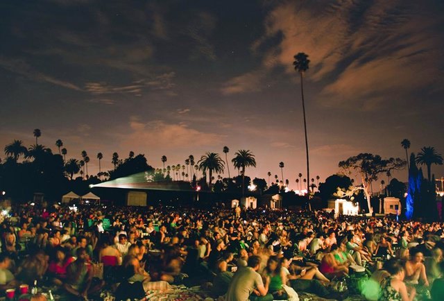 The world's most epic outdoor cinemas