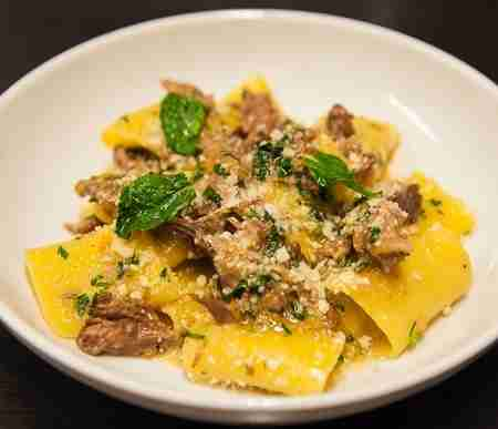 Baker & co's Pappardelle