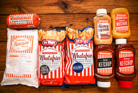 whataburger products