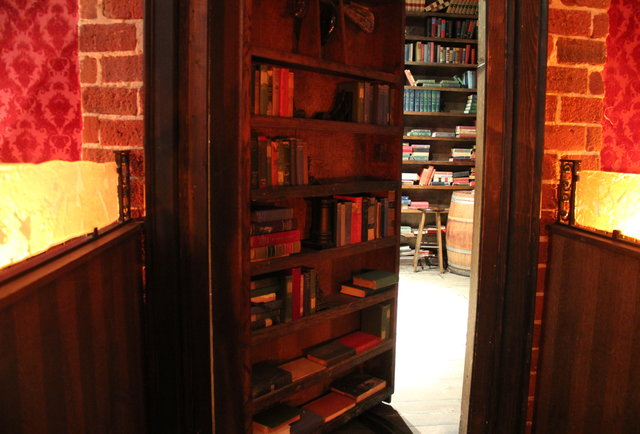 How To Get Into Bourbon And Branch Main Bar Library Russels Room Ipswitch Wilson