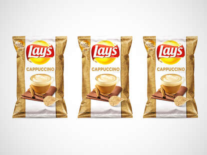 Lay's Cappuccino chips