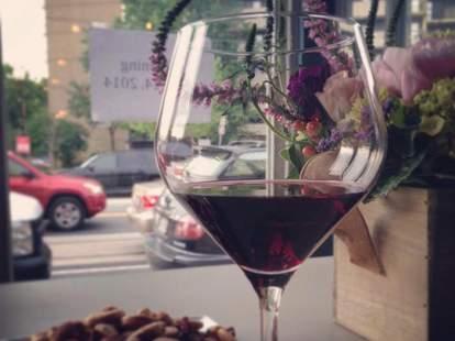 The Pursuit Wine Bar DC