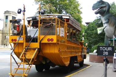 Duck Tours 99 Problems with BOS