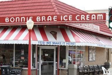 Bonnie Brae Ice Cream Best Ice Cream DEN