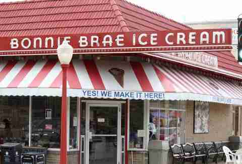 Bonnie Brae Ice Cream Best Ice Cream DEN