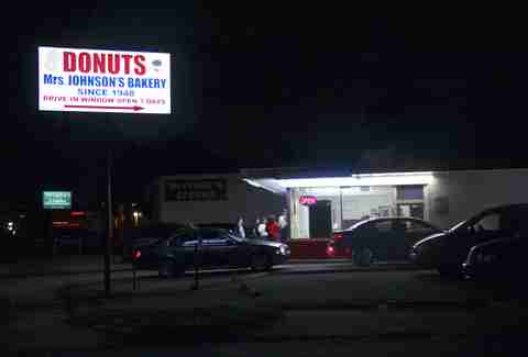 Mrs. Johnson's Donuts Best 24-Hour Dishes ATX