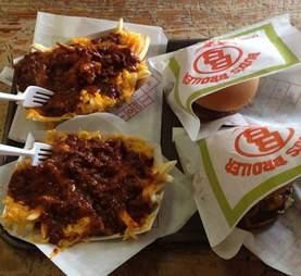 Bud's Broiler fries
