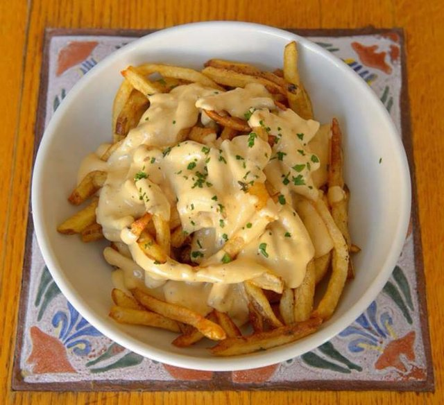 Baie Rouge fries