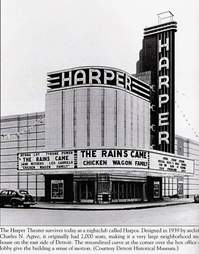 Harpos Most Iconic Music Bars DET