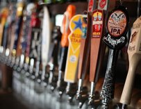 The Compass-San Diego-Beer Taps