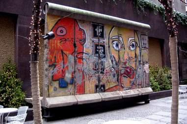 Berlin Wall NYC