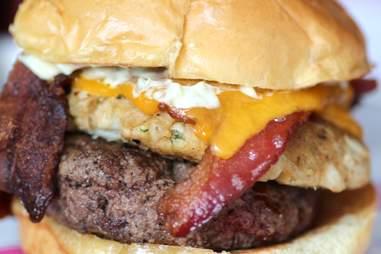 coast guard burger