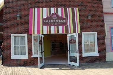 Boardwalk Cupcakes