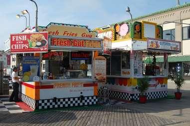 French Fries Guy & Swirl World