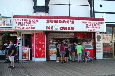 Sundae's Ice Cream