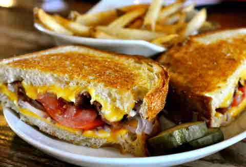 Super Grilled Cheese Signature Dishes DC