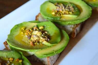 Avocado Toast Signature Dishes DC