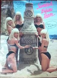 swedish bikini team