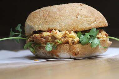 Untamed Sandwiches - Breakfast Sandwich NYC