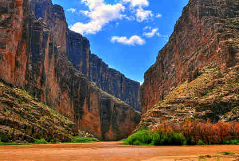 Big Bend National Park Outdoor Spots Near Houston