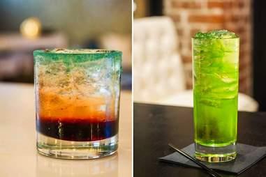 Encore Comic Con cocktails