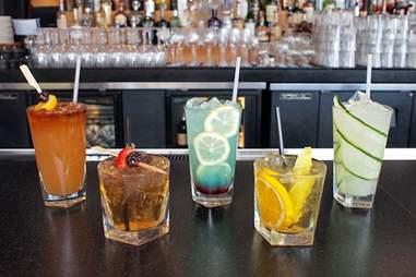 Searsucker Comic Con cocktails