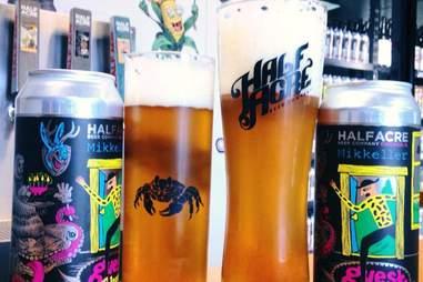 half acre beer